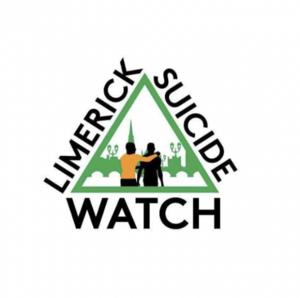 Charity Donation Limerick Suicide Watch