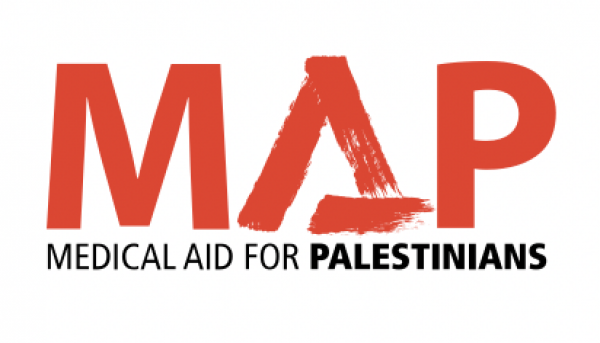 Charity Donation Medical Aid for Palestinians (MAP)