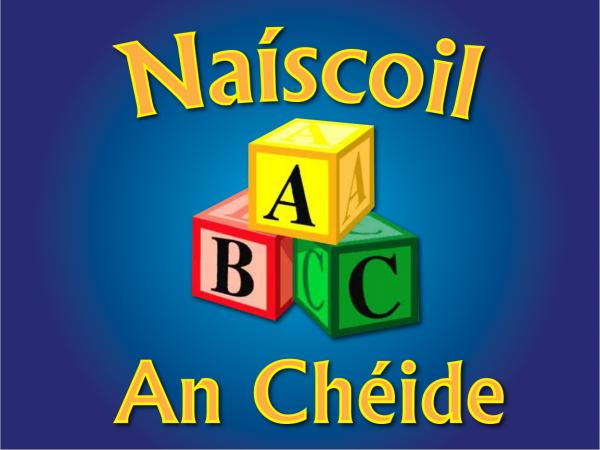 Charity Donation Naíscoil an Chéide