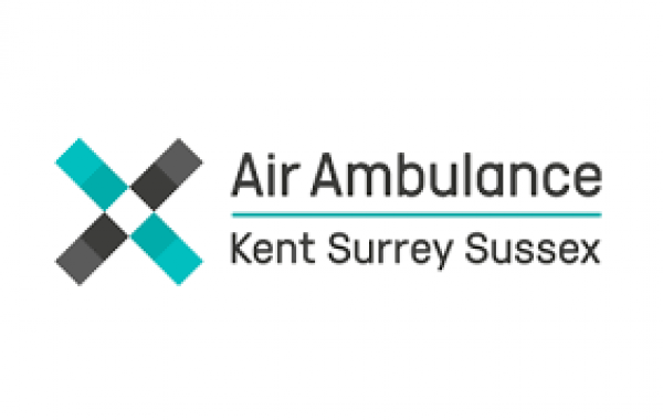 Charity Donation Kent, Surrey & Sussex Air Ambulance Trust
