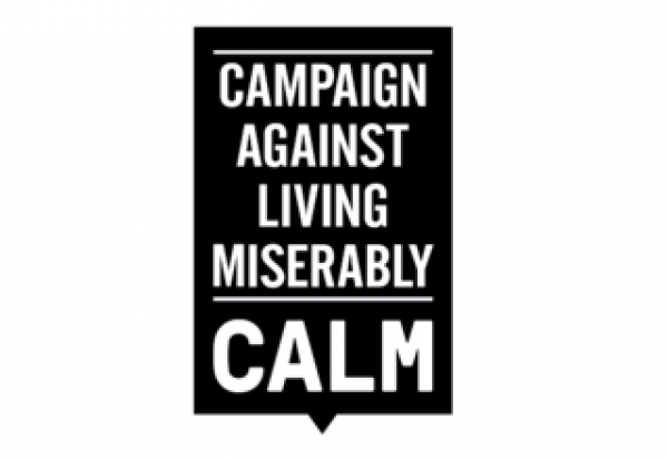 Charity Donation CALM (DO NOT USE)
