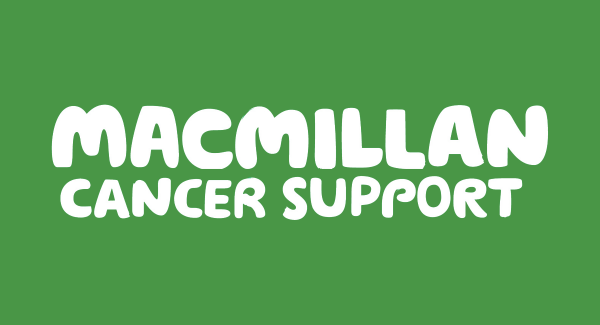 Charity Donation Macmillan Cancer Support