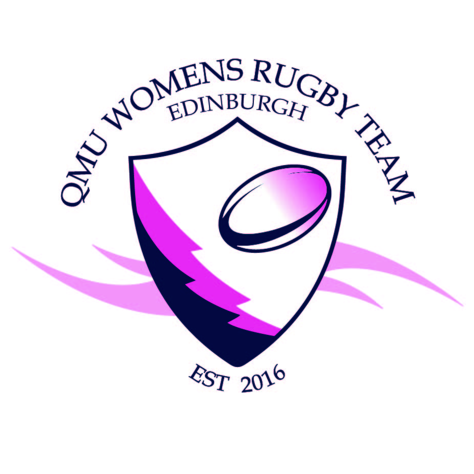 Hosted By QMU Women's Rugby
