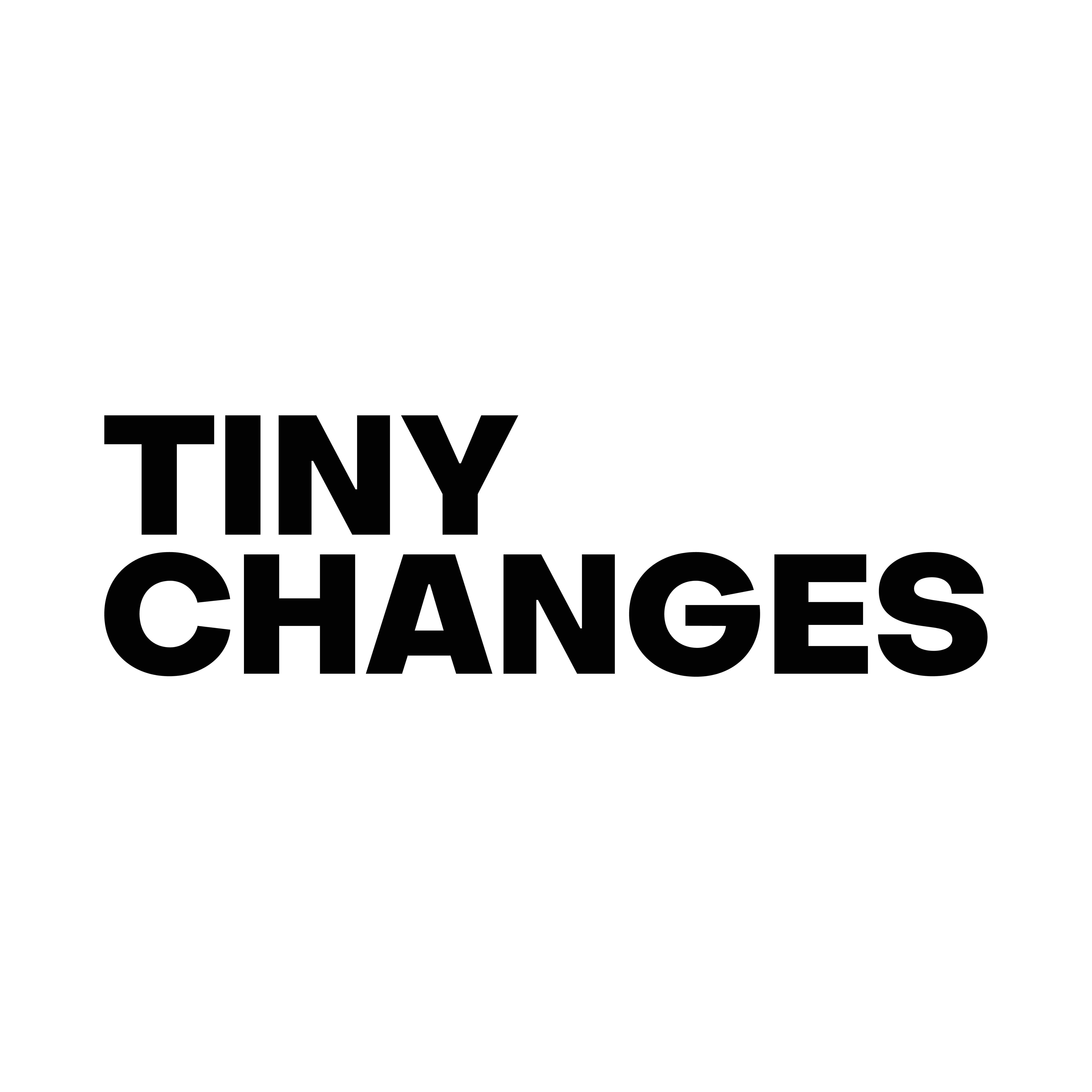 Hosted By TINY  CHANGES