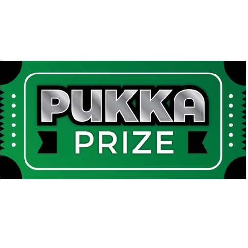 Hosted By Pukka Prize